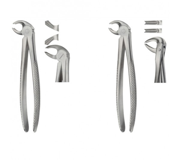Tooth Extracting Forceps